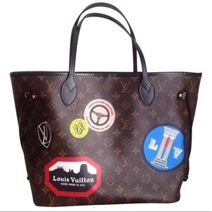 😍LIMITED EDITION Louis Vuitton NEVERFULL